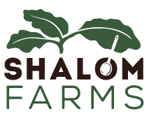 shalom farms logo